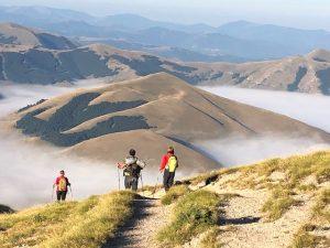 trekking castelluccio di norcia