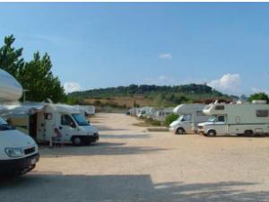 Umbria in camper